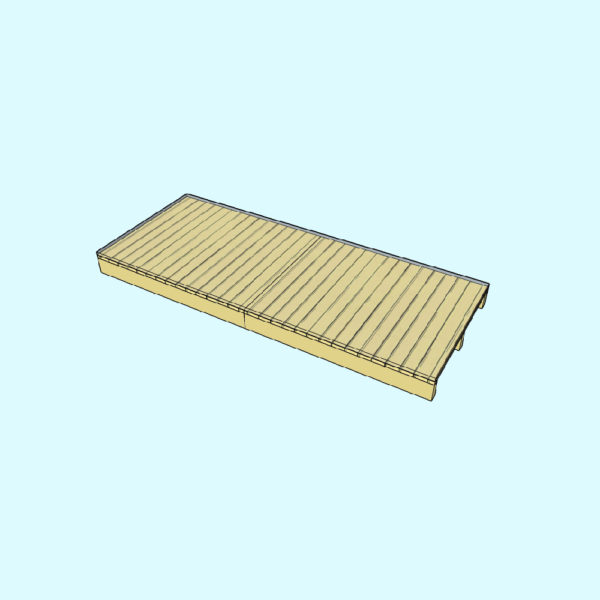 KUNSSTOFPLAAT - Pop Up Pallets